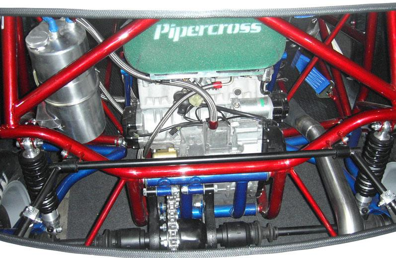 How To Build A Smart Car With Hayabusa Engine